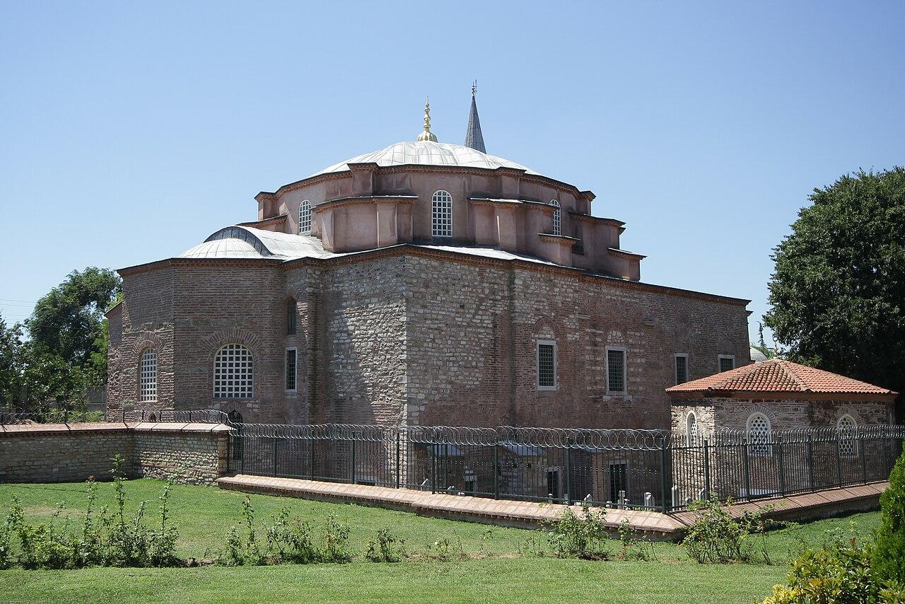 Sergius and Bacchus Church February 2011.JPG