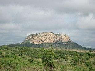 Serra Caiada RN