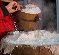 Serving rice, Kunming (cropped).jpg