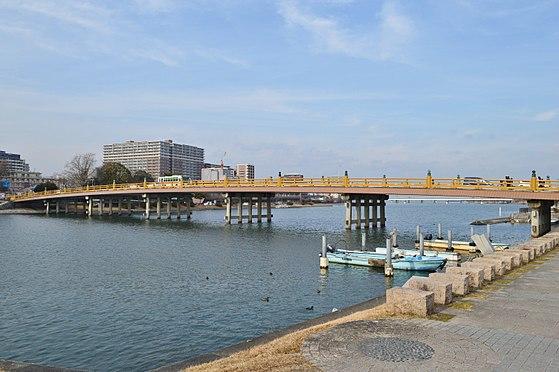 瀬田の唐橋 - Wikipedia