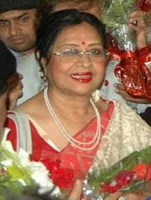 Shabnam wikipedia for Roohi bano husband name