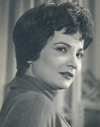 Shadia - Photo ca. 1955–1958