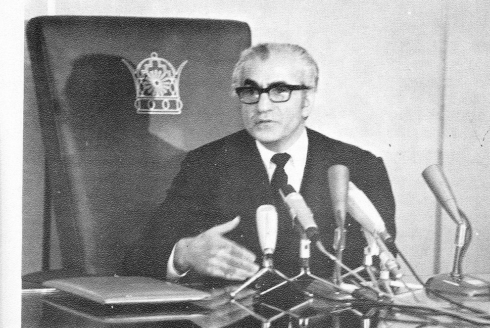 Shahanshah historical pressconference.jpg