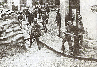 88th Division (National Revolutionary Army) - The Nationalist 88th Division fighting in Shanghai.