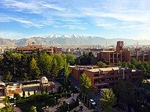 Iran-Education, science and technology-Sharif University of Technology