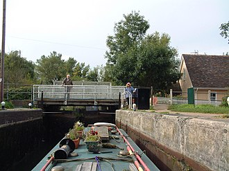 Stort Navigation - Sheering Mill lock