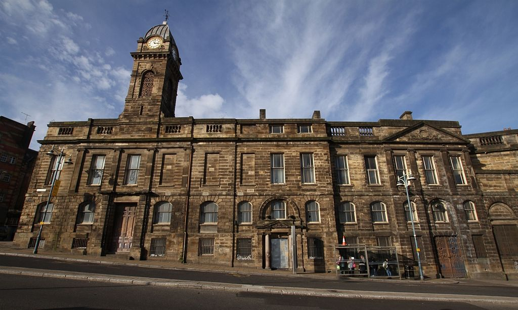 Sheffield Old Town Hall, Castlegate