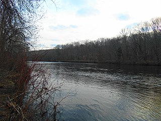 Shetucket River river in the United States of America
