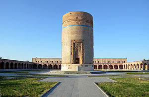 Meshginshahr - Shaykh Haydar Tomb in MeshginShahr