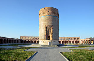 Tomb of Shaykh Haydar Iranian national heritage site