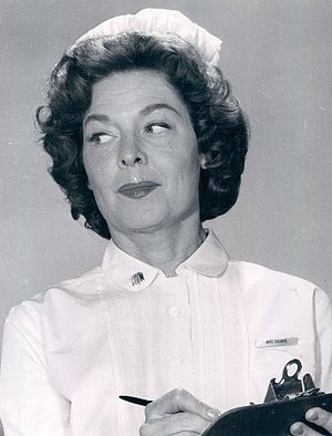 Shirl Conway - Shirl Conway in The Nurses (1963)