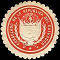 Siegelmarke Consulado de la Republica del Salvador W0223611.jpg