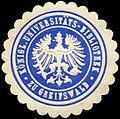 Siegelmarke Königliche Universitäts - Bibliothek zu Greifswald W0204238.jpg