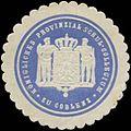 Siegelmarke K. Privinzial Schul-Collegium zu Coblenz W0360739.jpg