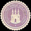 Siegelmarke Statistisches Bureau der Stadt Altona W0227410.jpg