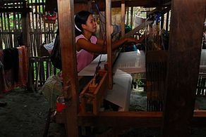 Silk weaving in Sengkang village.jpg