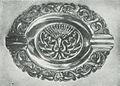 Silver ashtray from Yogyakarta, Kota Jogjakarta 200 Tahun, plate before page 121.jpg