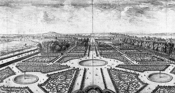 Jardin des tuileries wikip dia for Histoire des jardins wikipedia
