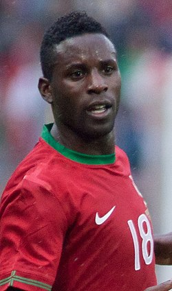 Silvestre Varela - Croatia vs. Portugal, 10th June 2013 (cropped).jpg