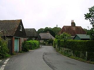 Singleton, West Sussex village in West Sussex, England