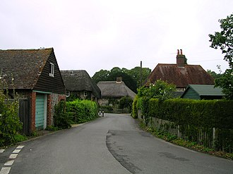 Singleton, West Sussex - Image: Singleton