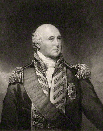 Sir Charles Pole, 1st Baronet - Sir Charles Pole, later in his career