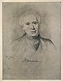 Sir David Brewster. Reproduction of chalk drawing by R. Lehm Wellcome V0000767.jpg
