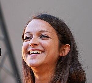 Siri Nilsen - Siri Nilsen at Oslo Bokfestival (Oslo Book Festival) September 2010