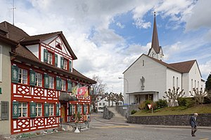 Sirnach kath Kirche