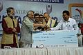 Sirshendu Mukhopadhyay - Lifetime Achievement Award Presentation - 38th International Kolkata Book Fair - Milan Mela Complex - Kolkata 2014-02-07 8521.JPG
