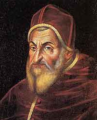Congregation of Ceremonies - Pope Sixtus V, founder of the Congregation of Ceremonies