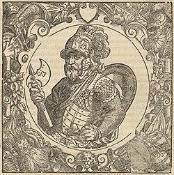 Skirgajła. Скіргайла (A. Guagnini, 1578).jpg