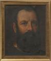 Skiss till porträtt av Karl XV (1826-1872), konung av Sverige och Norge, g.m - Nationalmuseum - 129601.tif