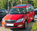 Skoda Roomster Facelift Comfort Plus Edition front 20101009.jpg