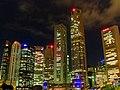 Skyline, Boat Quay, Singapore (2628415218).jpg