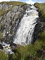 Small falls on Allt na h-Innse Loisgte - geograph.org.uk - 253092.jpg