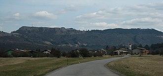 Šmihel, Pivka - Image: Smihel Pivka 1