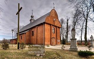Sokołów, Gostynin County Village in Masovian, Poland