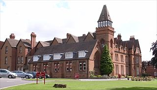 Solihull School grade II listed school in Solihull, United Kingdom