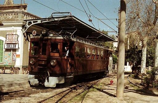 Soller railway number 4