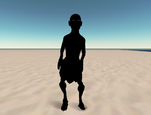 Virtual reality - Second Life - one of my own ...