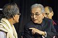 Somendranath Bandyopadhyay and Shyamal Kumar Sen - Kolkata 2014-01-23 7299.JPG