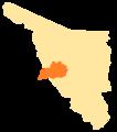 Sonora Municipios III Distrito Electoral Federal.png