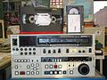 Sony BVW-75P and Betacam tapes 20061029.jpg