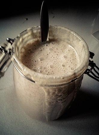 Sourdough - Recently refreshed sourdough