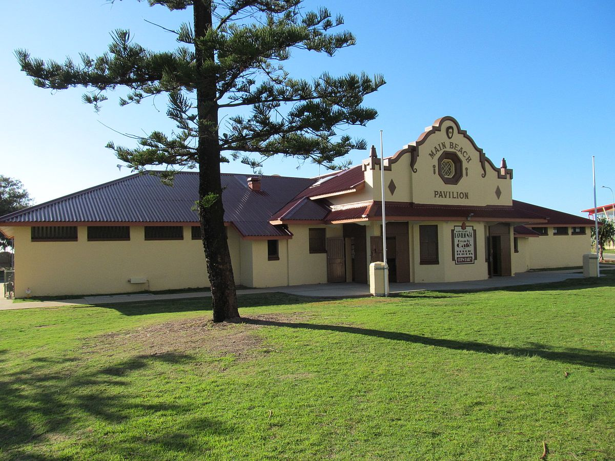 Main Beach Pavilion And Southport Surf Lifesaving Club