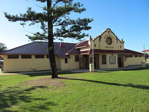 Southport SLSC pavilion