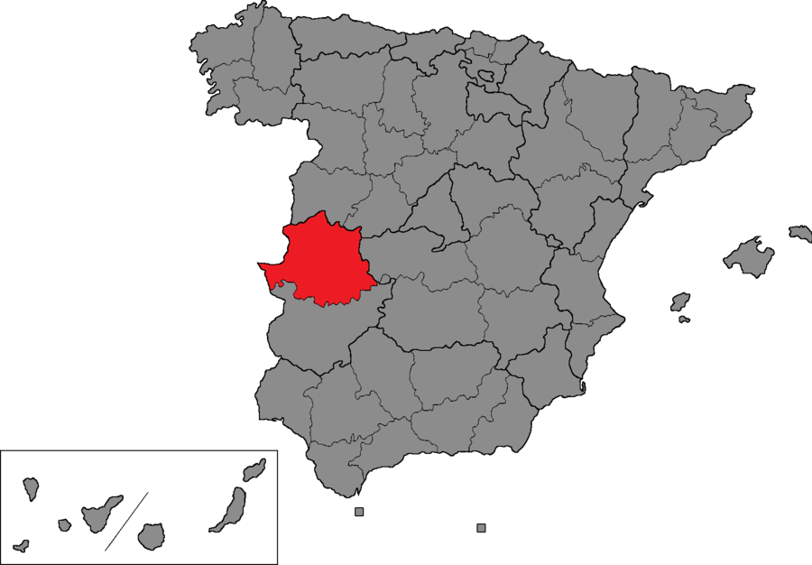 Cáceres (Congress of Deputies constituency)