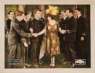 <i>The Speed Girl</i> 1921 film