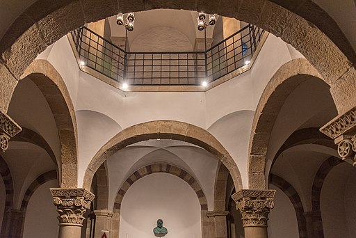 Speyer, Domkirche St. Maria und St. Stephan, Doppelkapelle-20151127-003